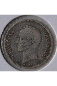 2 1/2 Centavos  - 1876