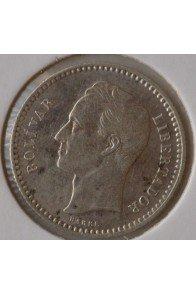 Medio Bolivar  - 1879