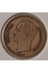 Medio Bolivar - 1886