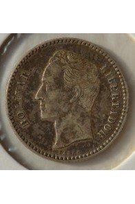 Medio Bolivar  - 1888