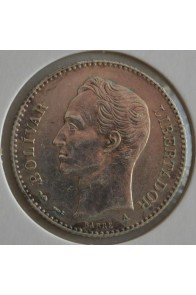 1 Bolivar  - 1893