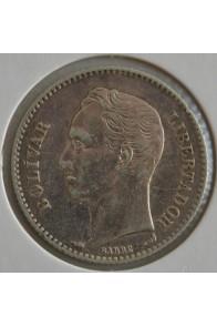 1 Bolivar  - 1900