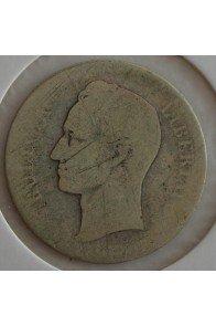 2 Bolivares  - 1886