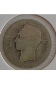 2 Bolivares  - 1888