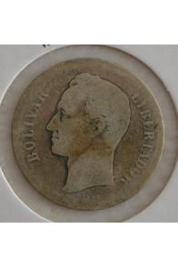 2 Bolivares  - 1889
