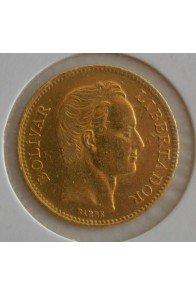 20 Bolivares  - 1886