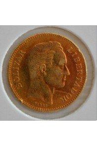 20 Bolivares  - 1888