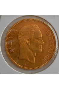100 Bolivares  - 1888