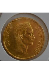 100 Bolivares  - 1889