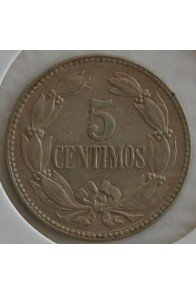 5 Centimos  - 1927
