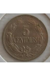 5 Centimos  - 1936