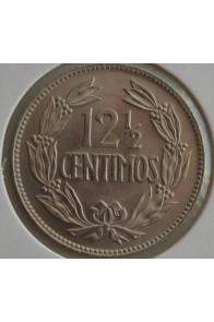12 Medios Centimos  - 1969