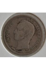 Cuarto de Bolivar  - 1901