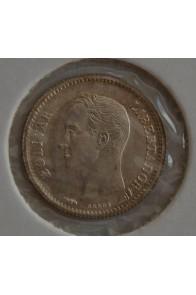 Cuarto de Bolivar  - 1911