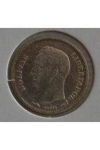 Cuarto de Bolivar  - 1912