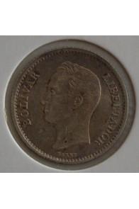 Cuarto de Bolivar  - 1921
