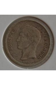 Cuarto de Bolivar  - 1929
