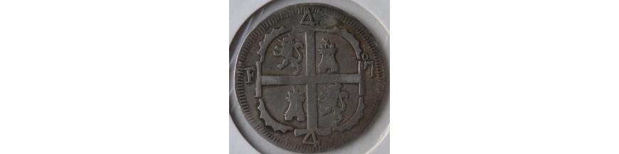 4 Real Bolivares 1820