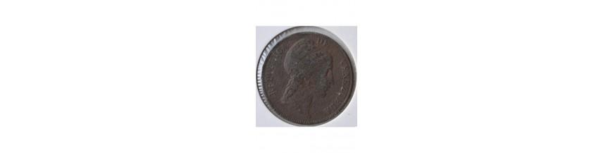 Centavo 1843-1863