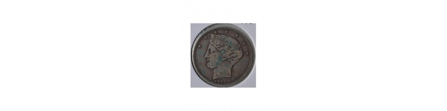 5 Reales 1843-1863