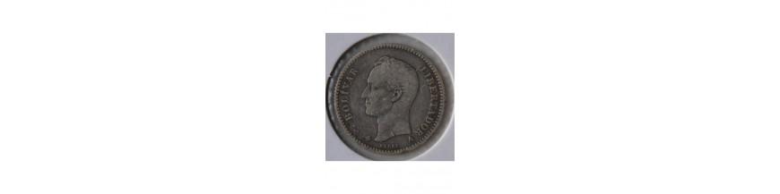 5 Centavos 1871-1877