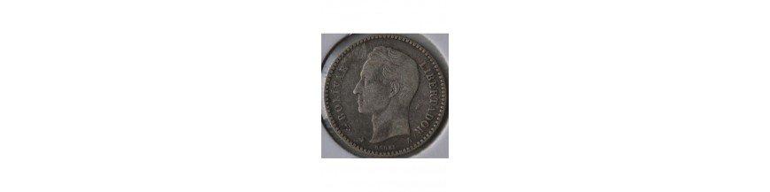 10 Centavos 1871-1877