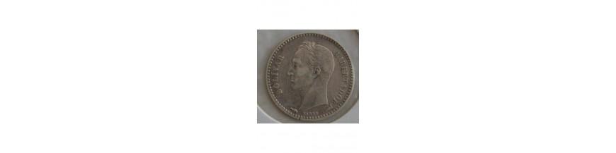 Medio Bolivar 1879-1999