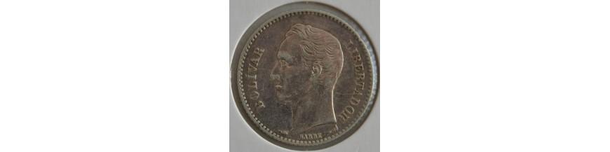 1 Bolivar 1879-1999