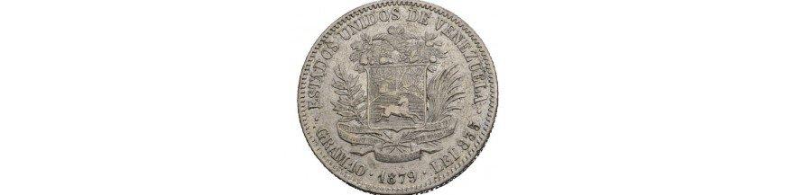 2 Bolivares 1879-1999