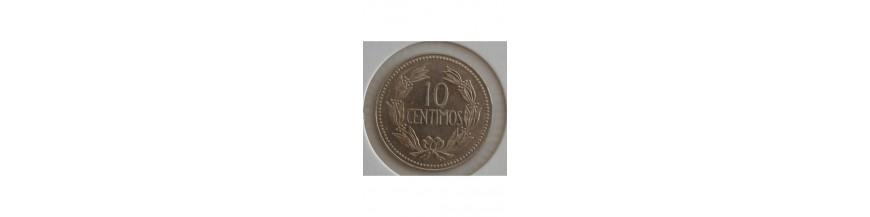 10 Centimos 1879-1999