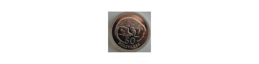 50 Bolivares 1879-1999
