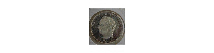 500 Bolivares 1879-1999