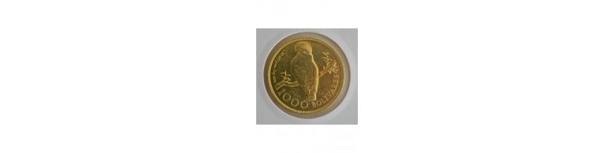 1000 Bolivares 1879-1999