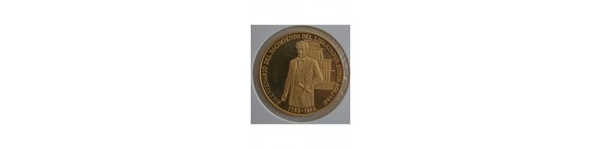3000 Bolivares 1879-1999