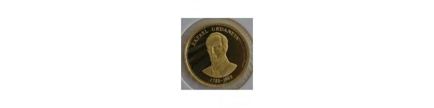 5000 Bolivares 1879-1999