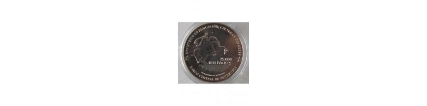 25000 Bolivares 1999-Presente
