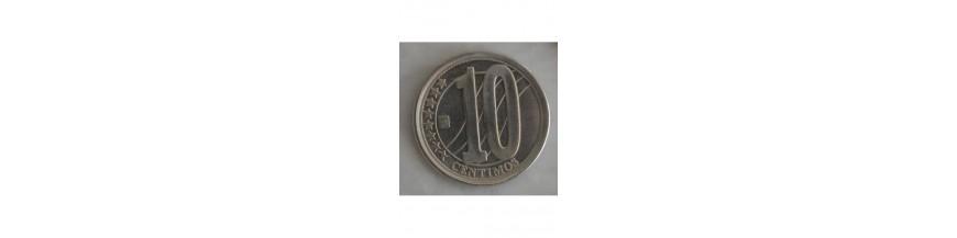 10 Centimos 1999-Presente