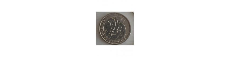 25 Centimos 1999-Presente