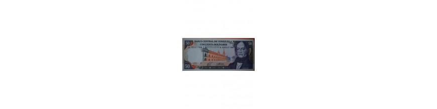 50 Bolívares Tipo H