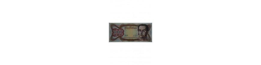 100 Bolívares Tipo E