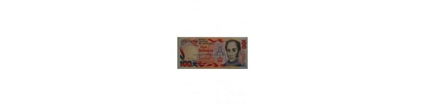 100 Bolívares Tipo G