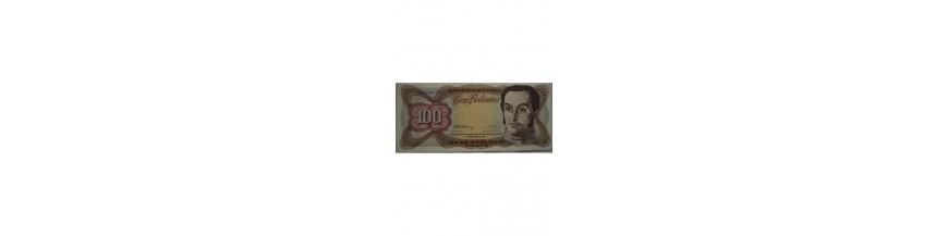 100 Bolívares Tipo I