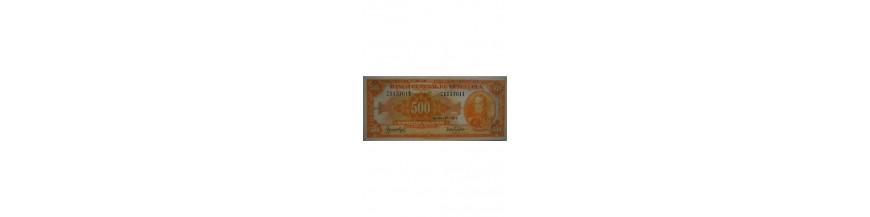 500 Bolívares Tipo D