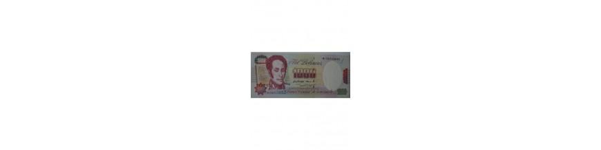 Billete 1000 Bolívares