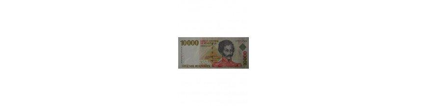 10000 Bolívares Tipo A