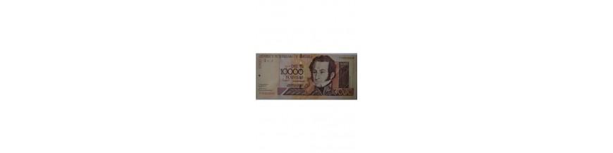 10000 Bolívares Tipo B