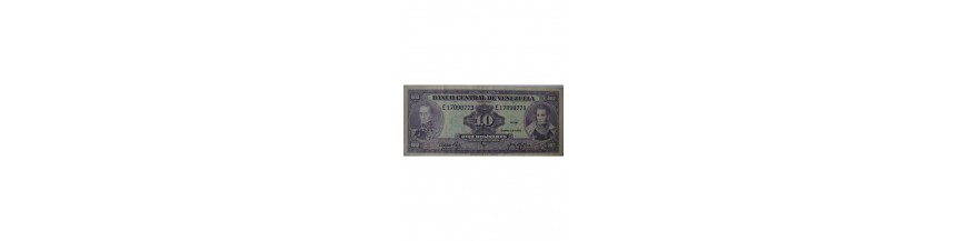 Billetes10 Bolívares