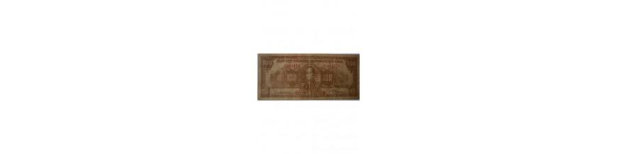Billetes 100 Bolívares