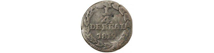 1812 Monedas  Republicanas